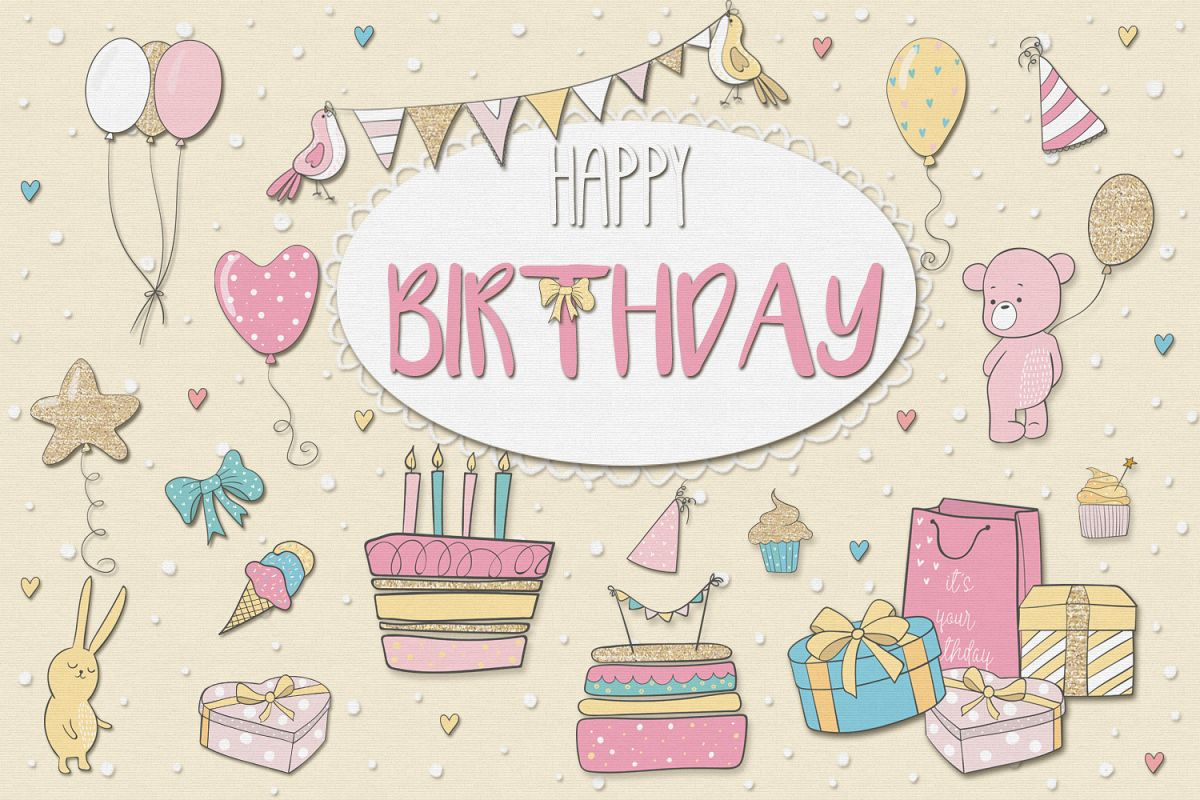 happy birthday for girl Happy Birthday   Girl happy birthday for girl
