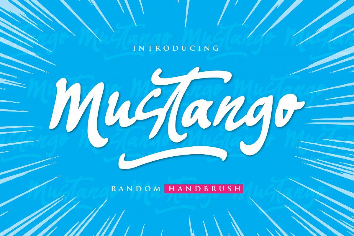 Mustango example image 1