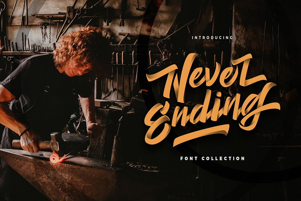 Never Ending - Script example image 1