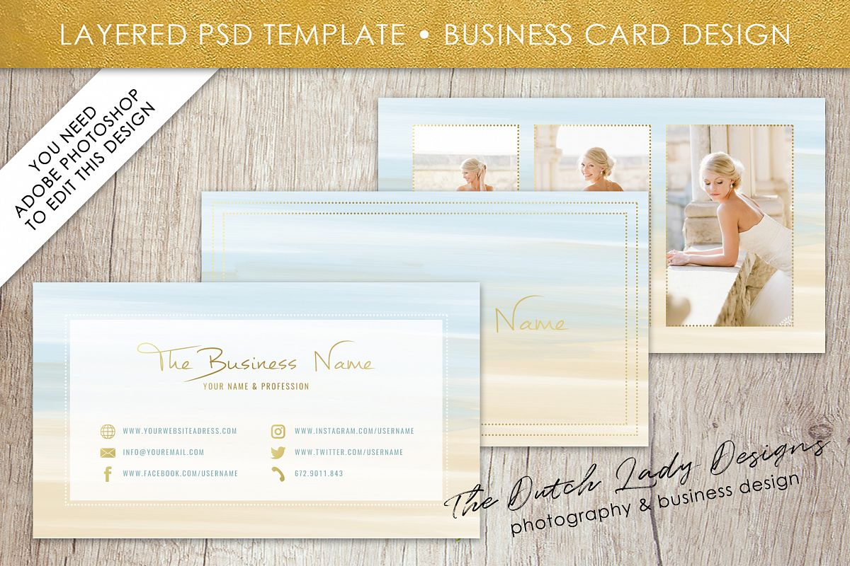 Business card template for adobe photos design bundles business card template for adobe photoshop layered psd template design 8 example image cheaphphosting Gallery