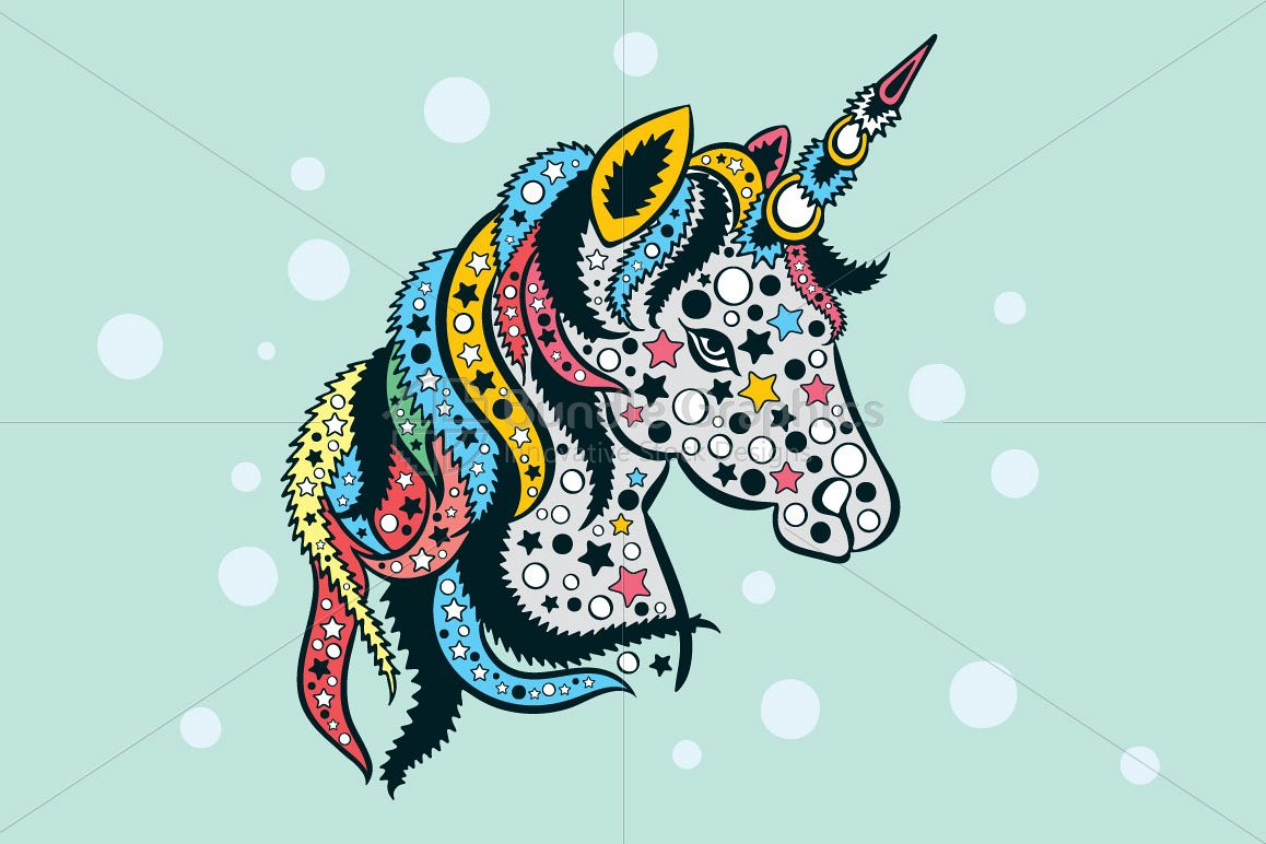 Sparkle Unicorn - Legendary Creature example image 1