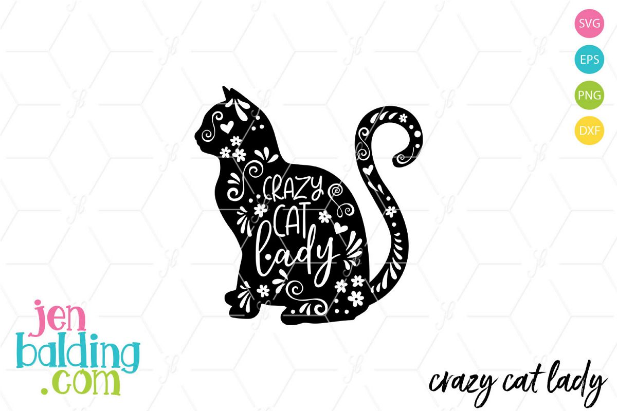 Crazy Cat Lady example image 1