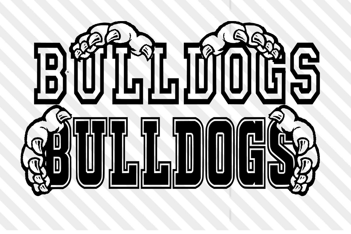 Bulldogs football,Bulldogs basketball,Bulldogs baseball,svg example image 1