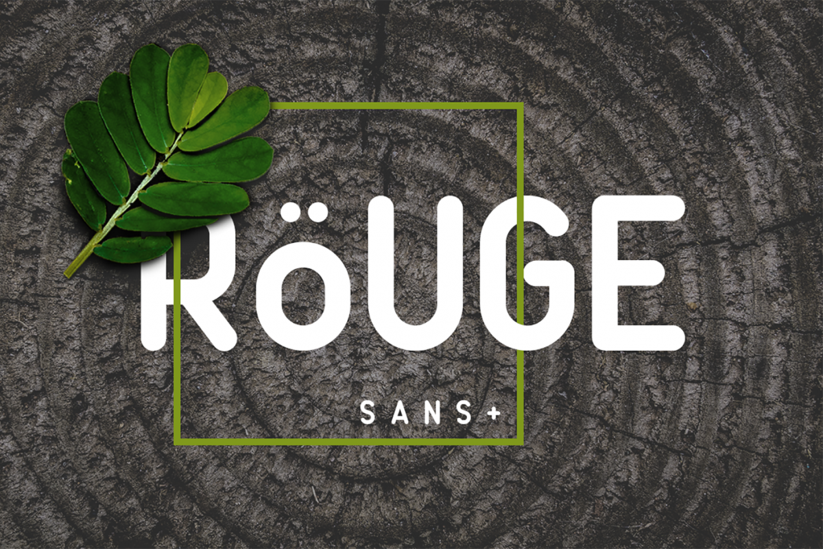 Rouge Sans example image 1