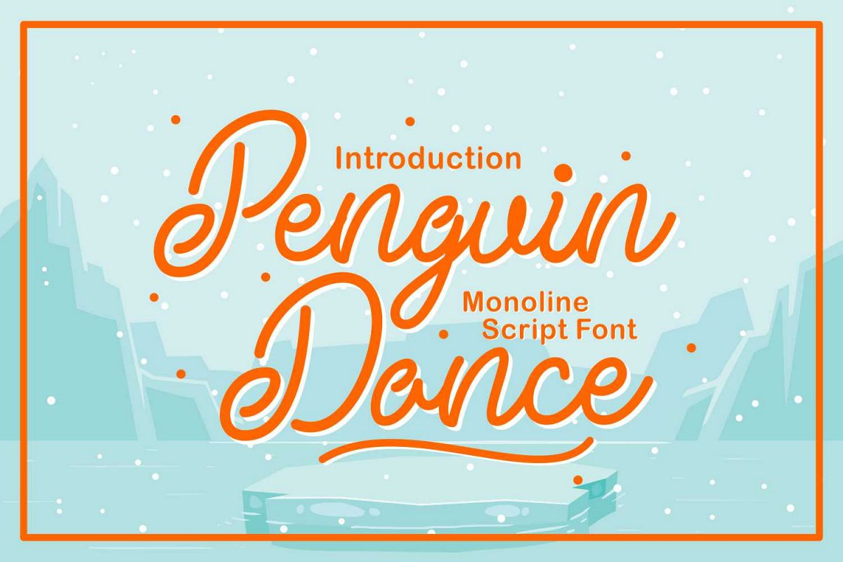 Penguin Dance example image 1