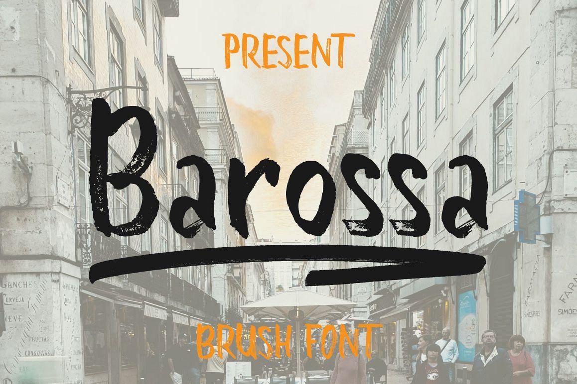 Barossa example image 1