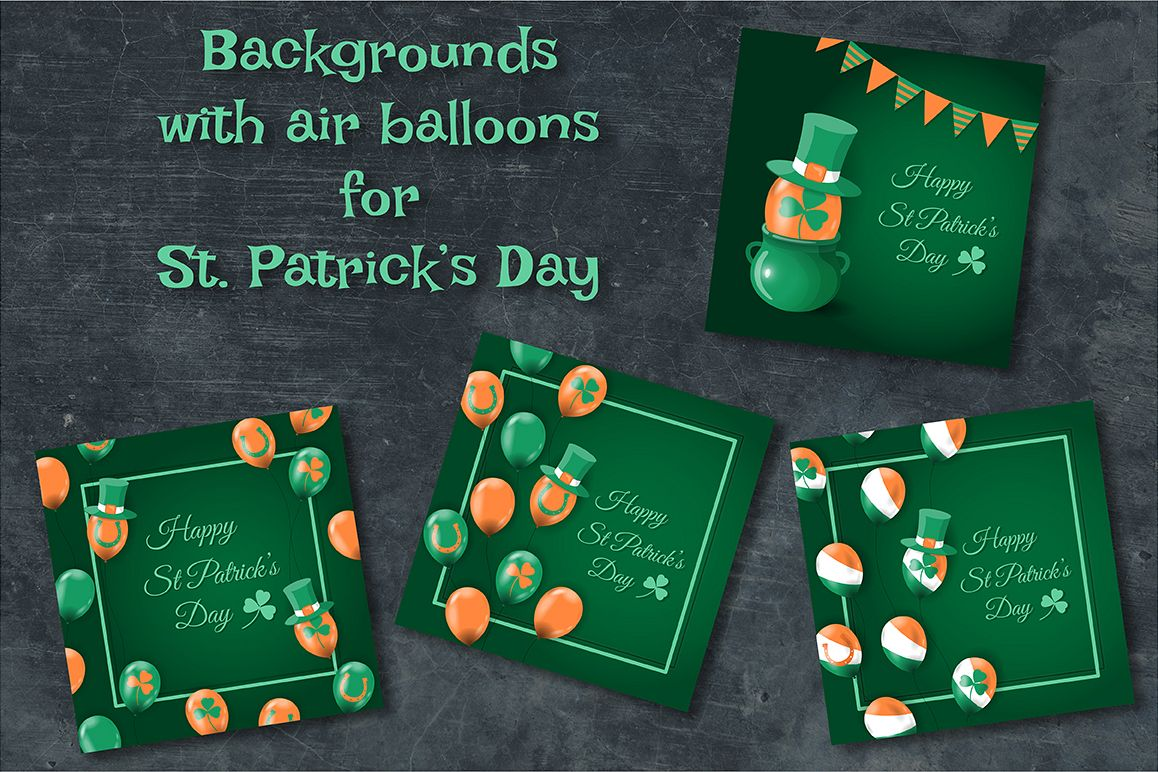 St. Patrick's templates example image 1