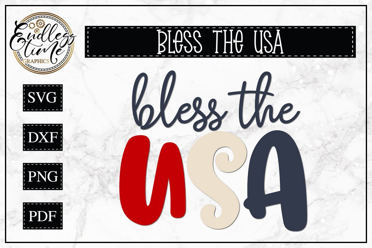 Bless the USA example image 1