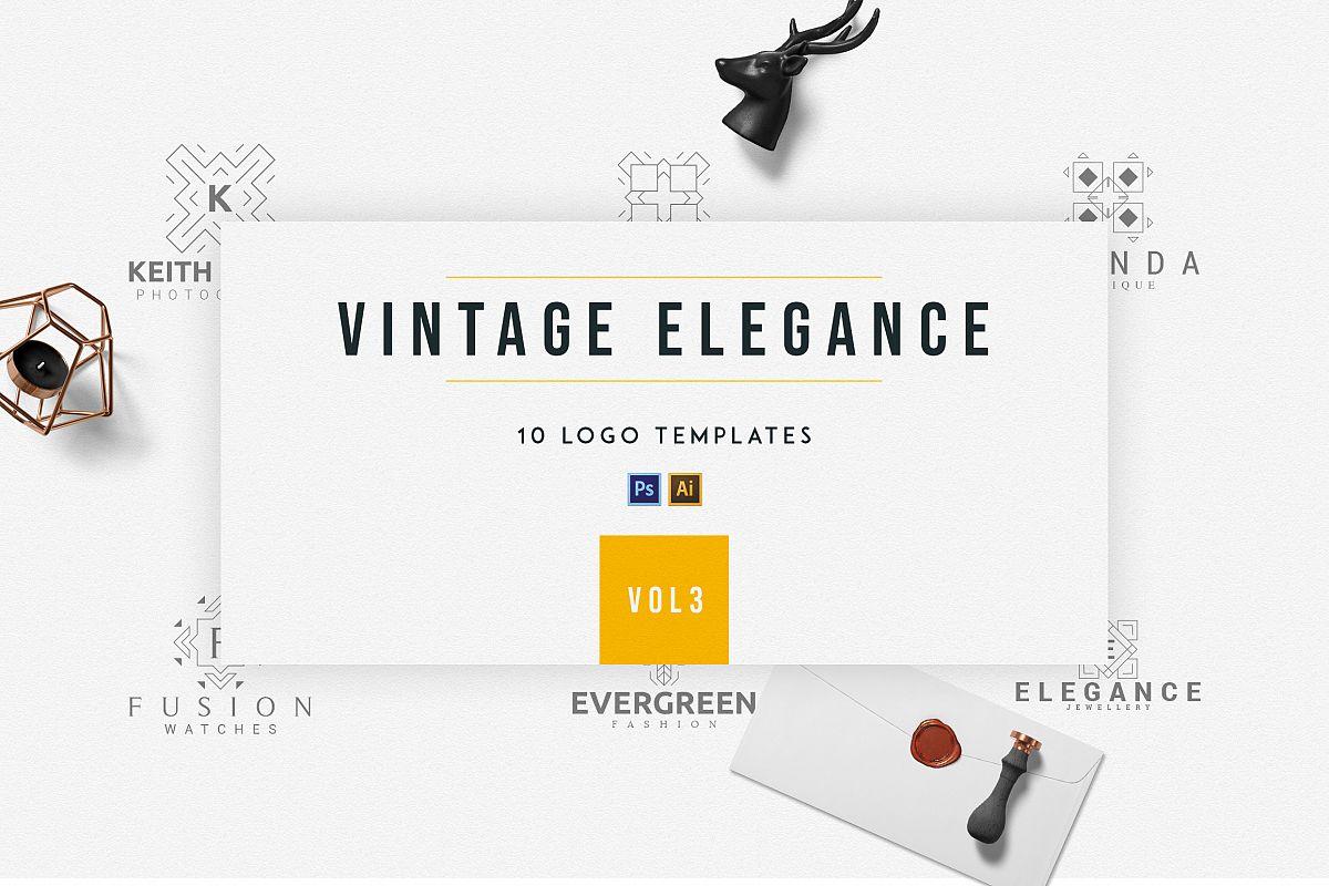 Vintage Elegance | vol.3 example image 1