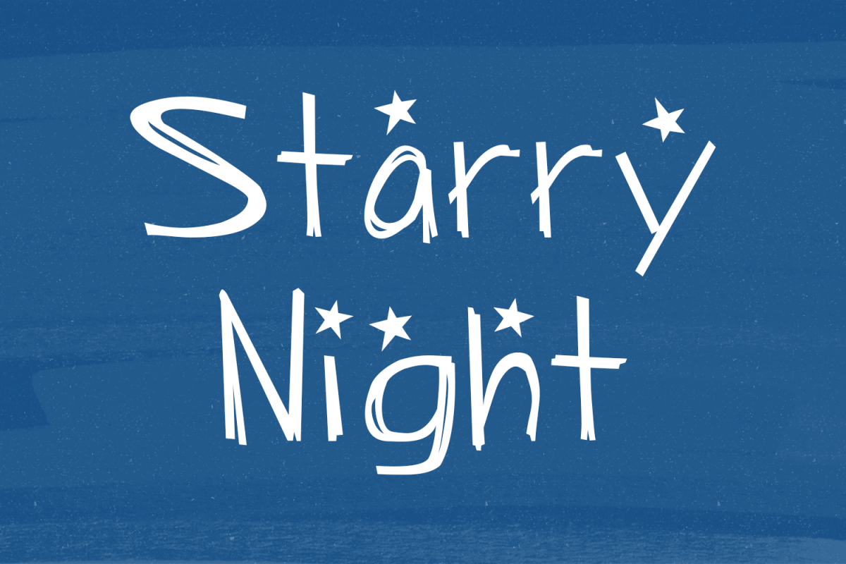 Starry Night example image 1