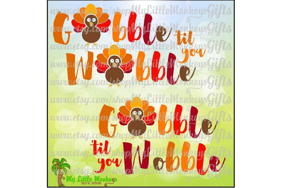 Gobble 'til You Wobble example image 1