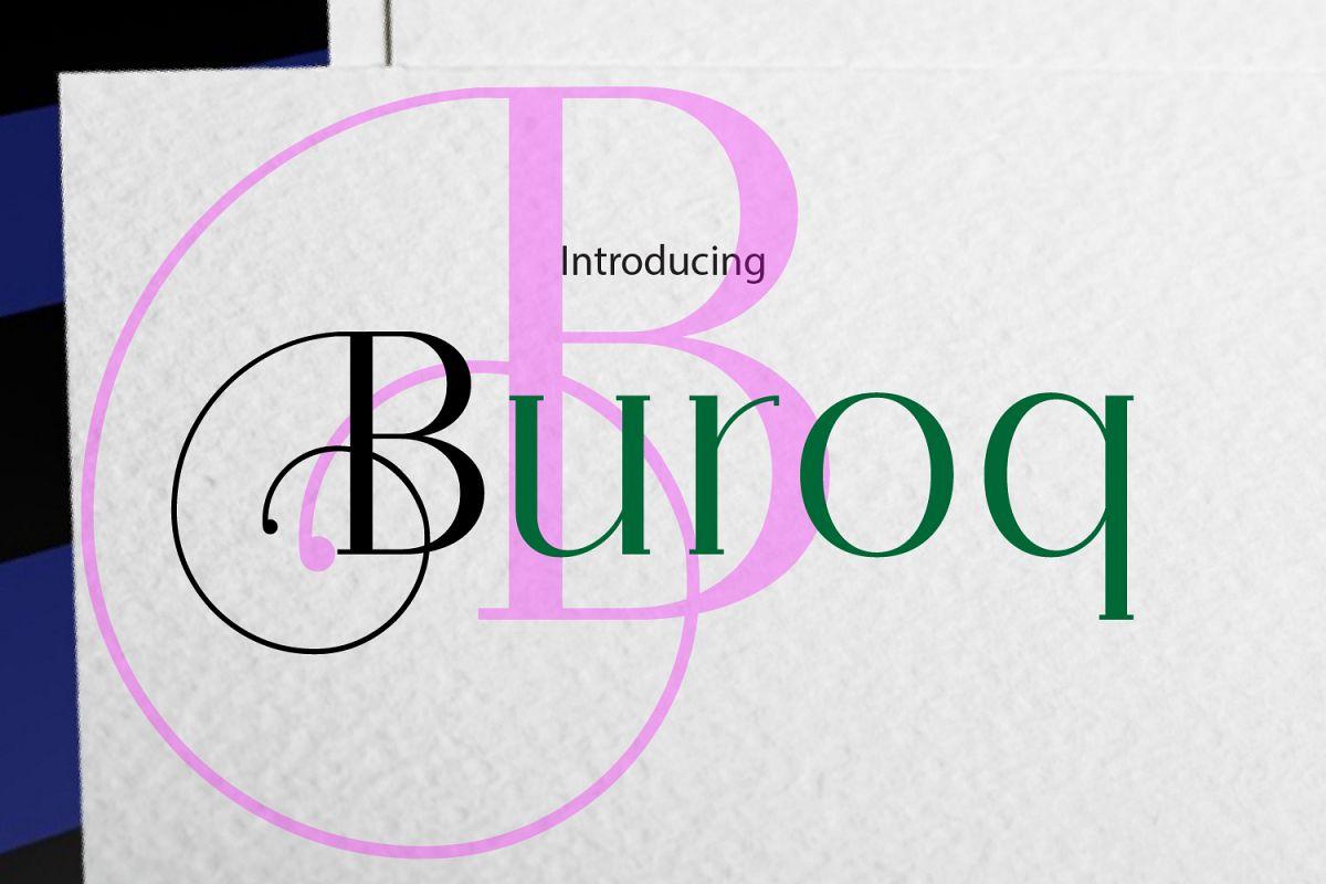 Buroq example image 1