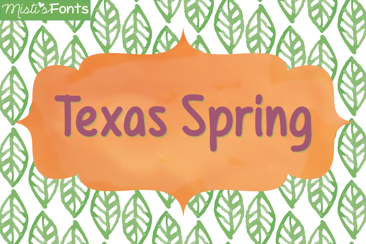 Texas Spring example image 1