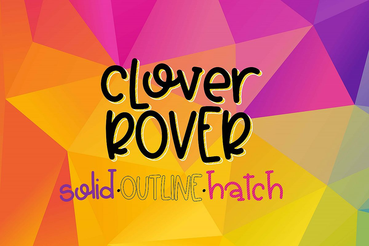 Clover Rover example image 1