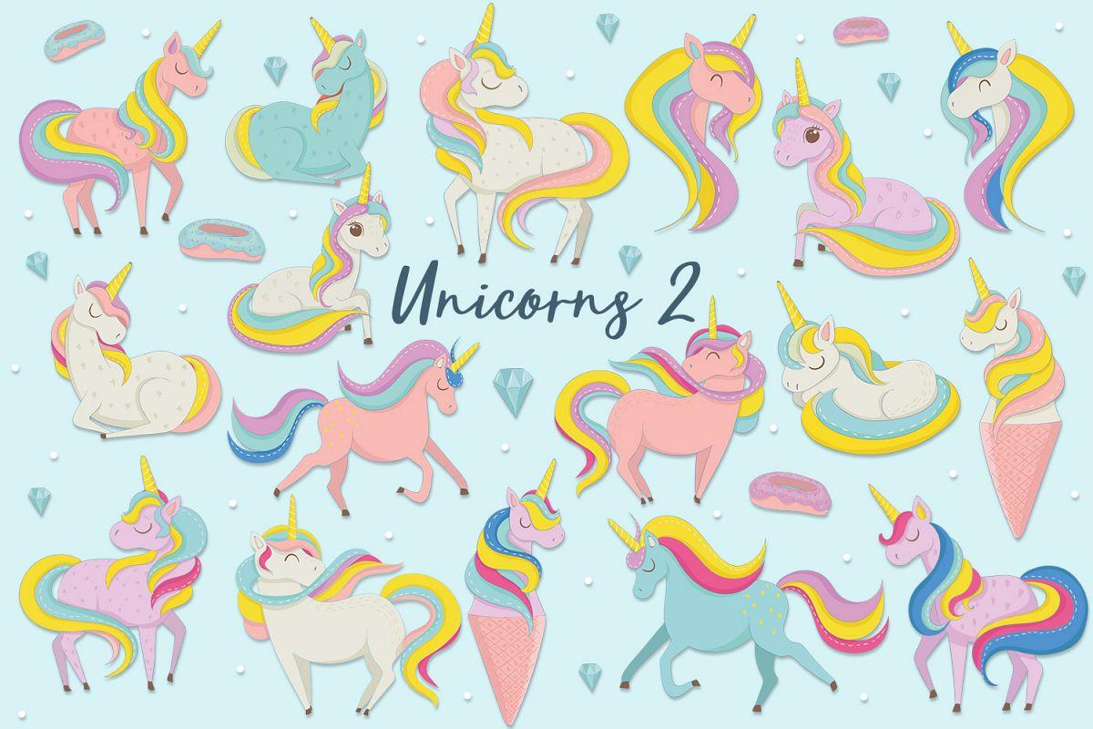 Unicorns 2 example image 1