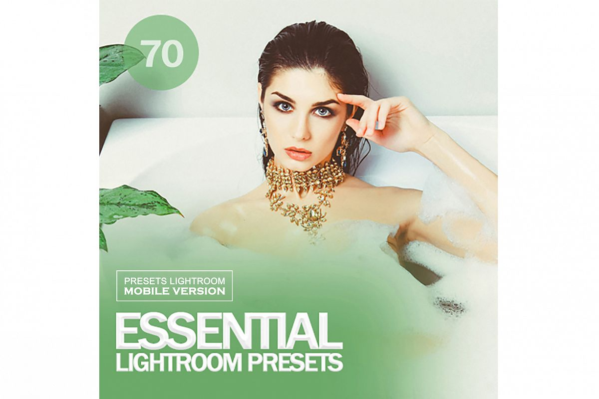Essential Lightroom Mobile Presets example image 1