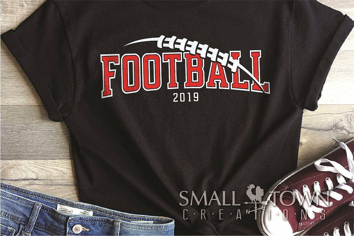 Football, Football Team, Logo, Sport, PRINT, CUT & DESIGN example image 1