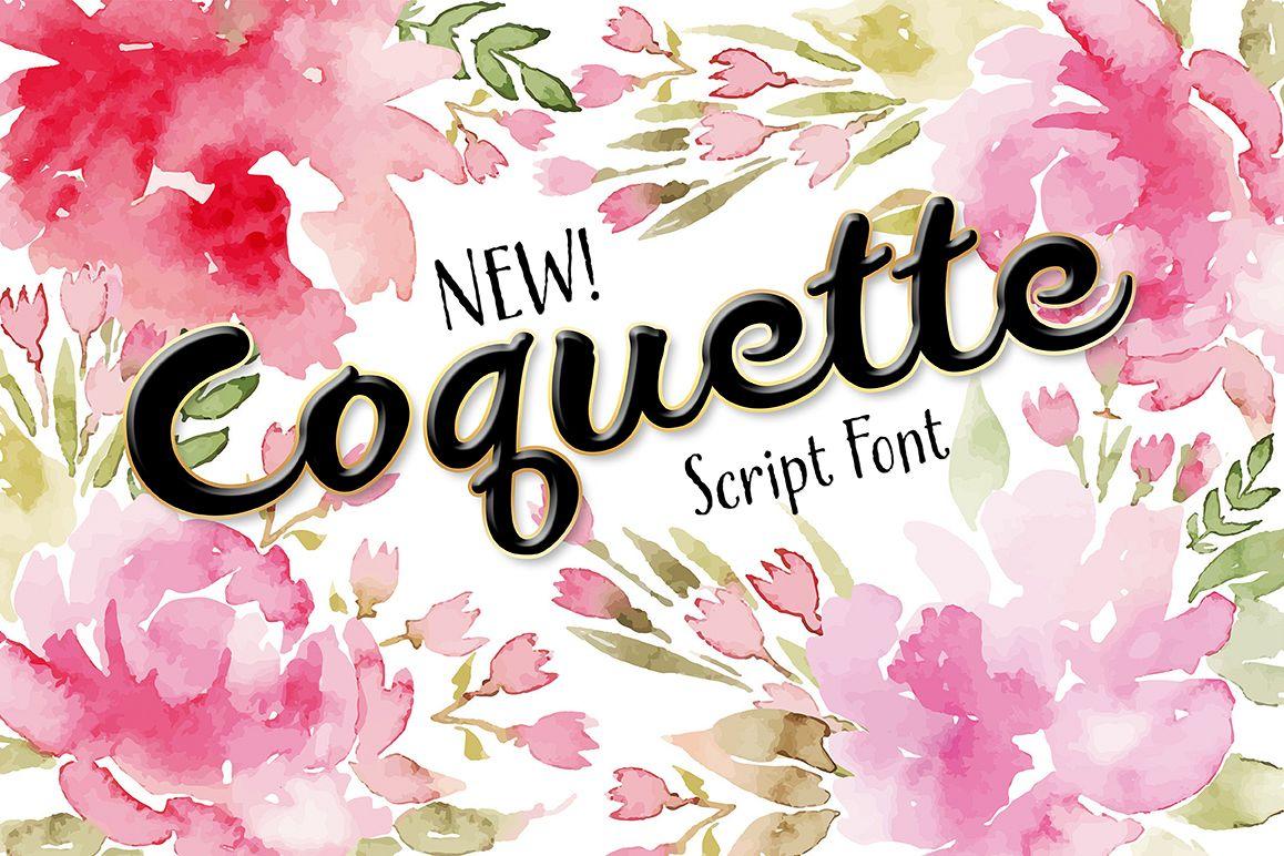 Coquette example image 1