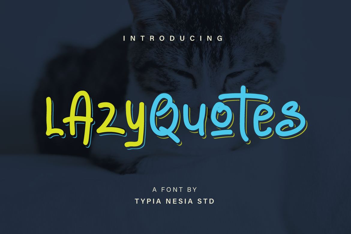Lazy Quotes example image 1