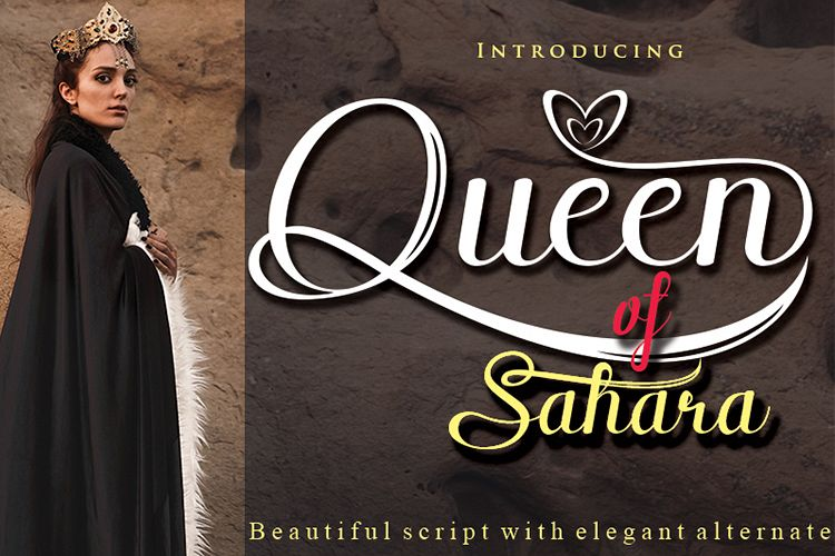Queen of Sahara example image 1