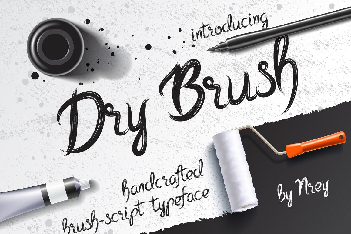 Dry Brush example image 1