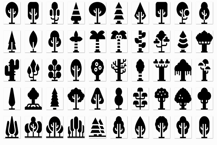 Tree filled example image 1