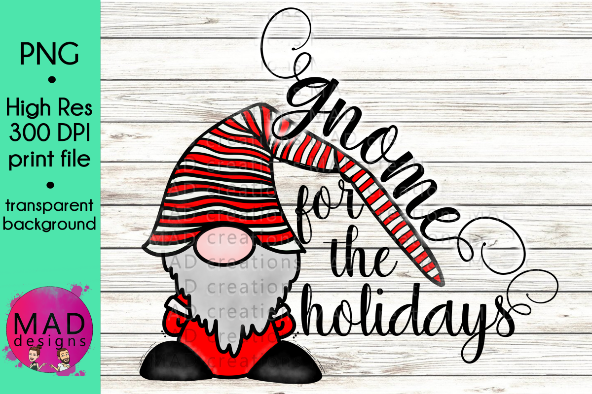 Gnome for the Holidays - Scandinavian Christmas example image 1