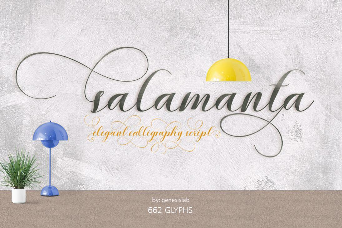 Salamanta script example image 1