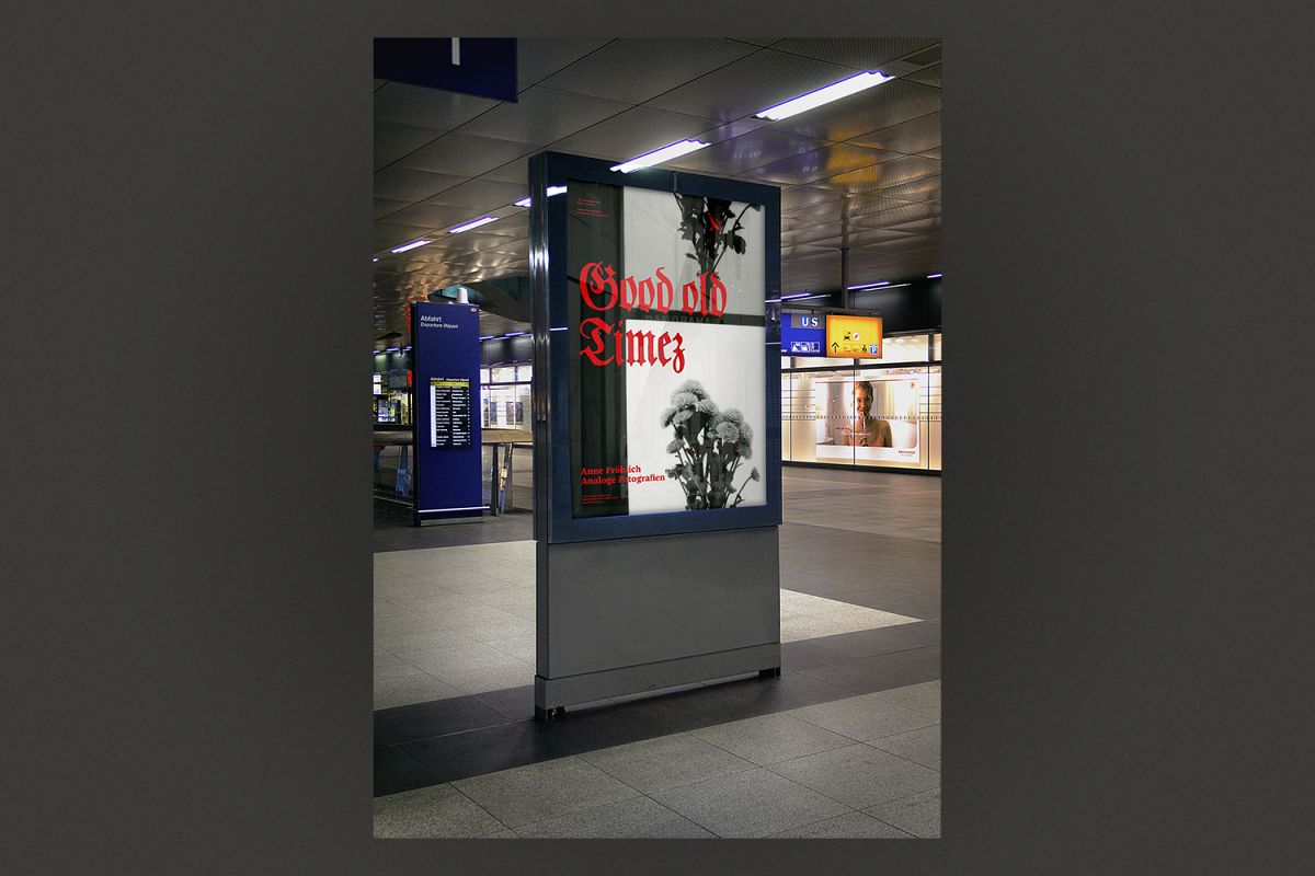 Mockup - Poster - Mall example image 1