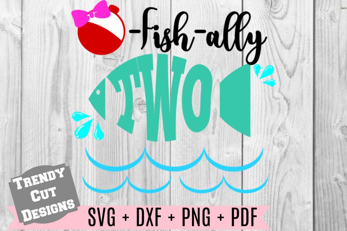 Ofishally Two Birthday SVG example image 1