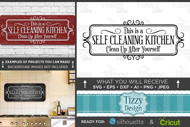 Country Kitchen Sign SVG Farmhouse Kitchen Svg Farmhouse 674