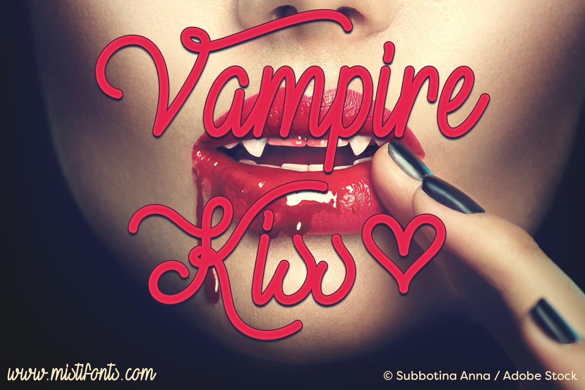 Vampire Kiss example image 1