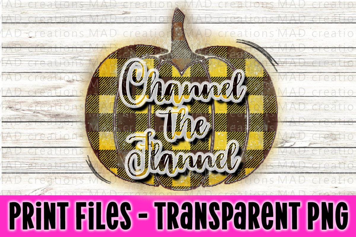 Flannel Print File example image 1