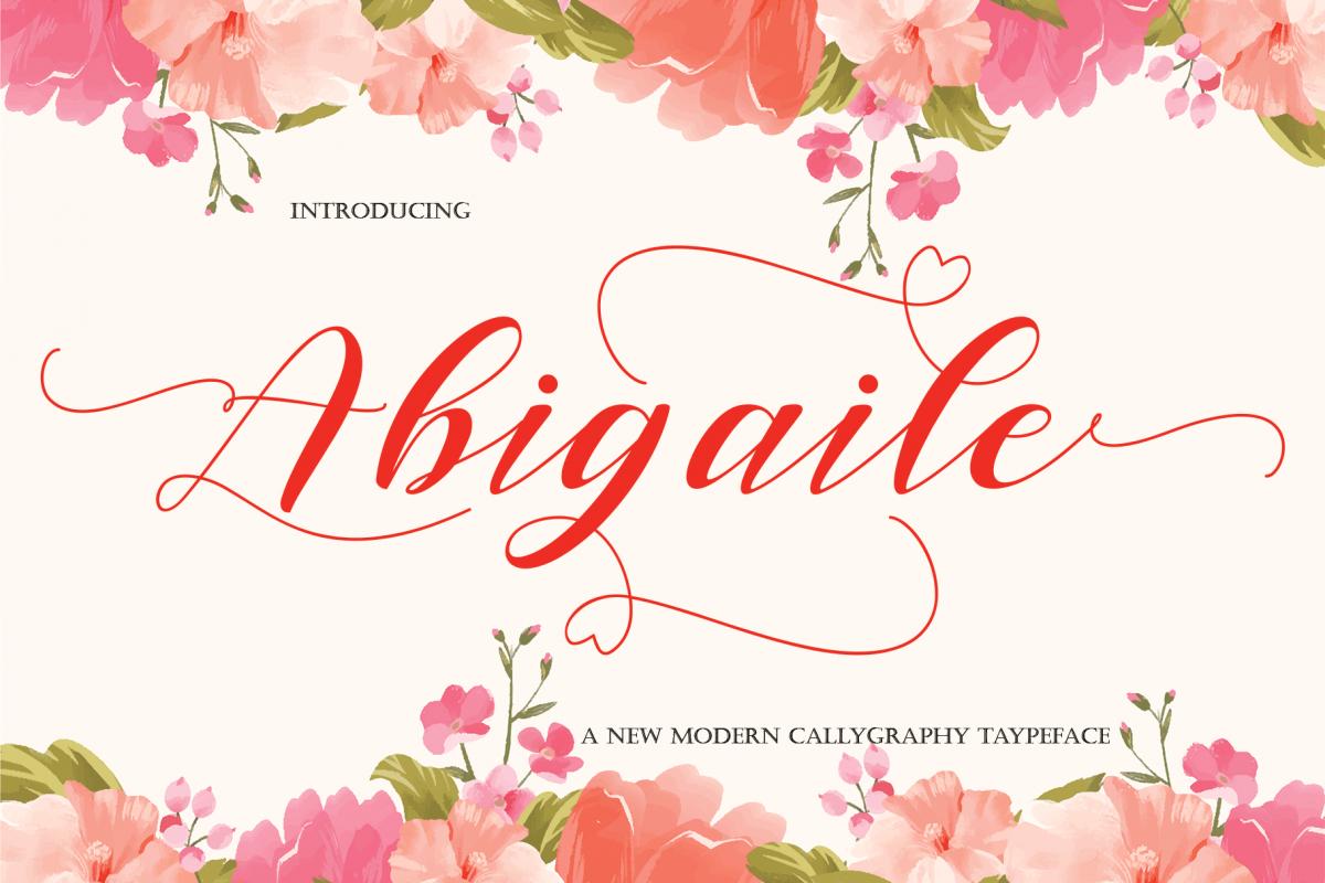 Abigaile example image 1