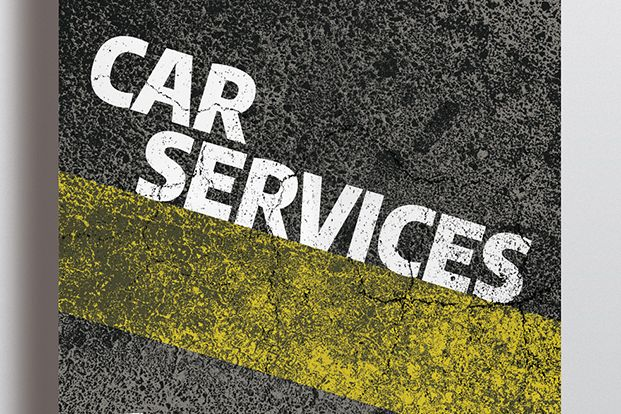 Car Services Poster and Flyer example image 1