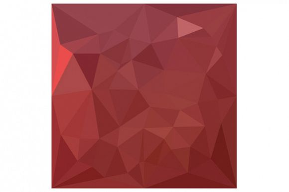 Amaranth Purple Abstract Low Polygon Background example image 1