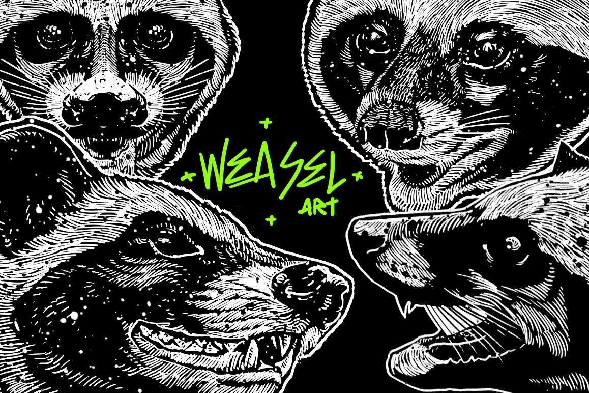 Weasel ART example image 1