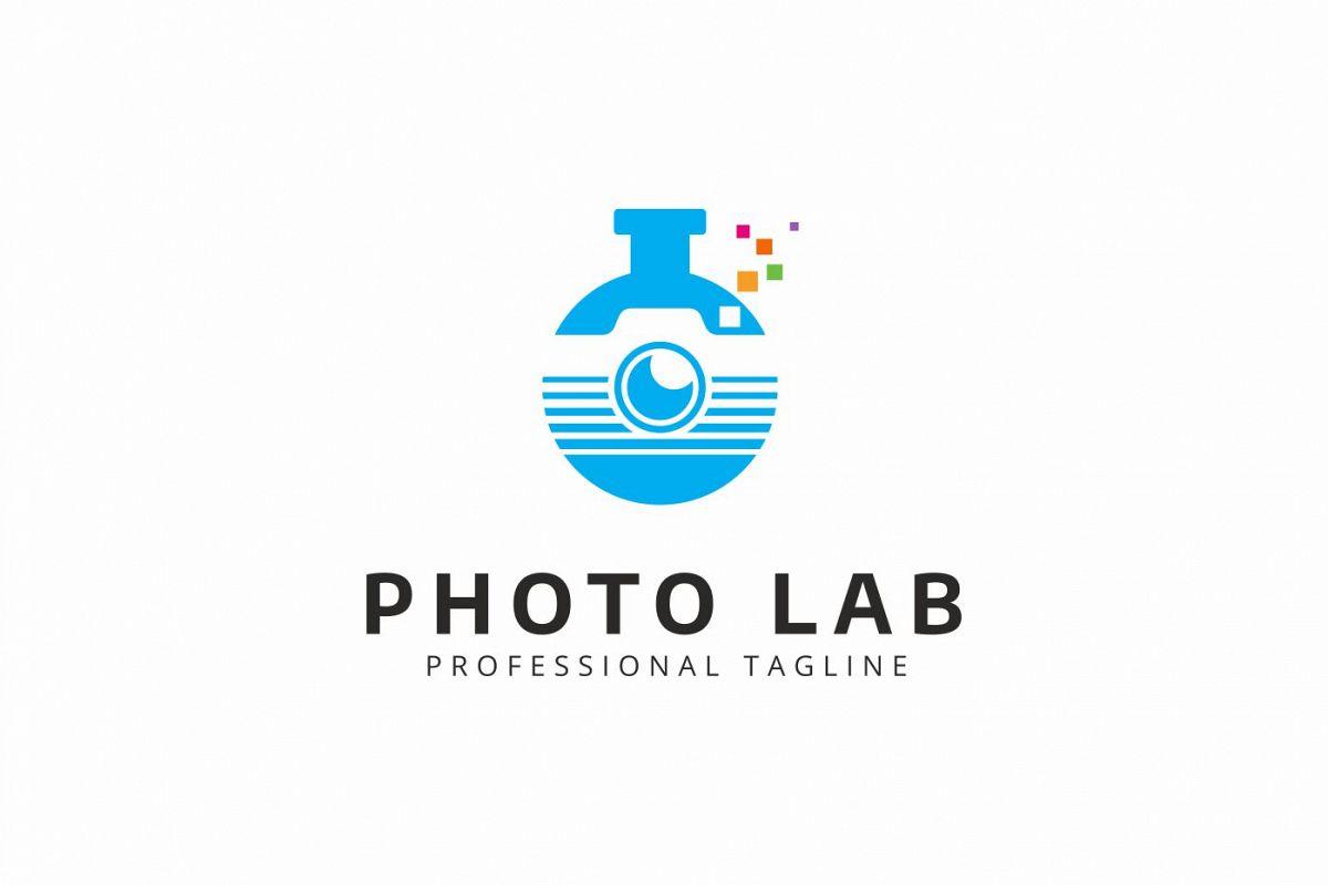 Photo Lab Logo example image 1