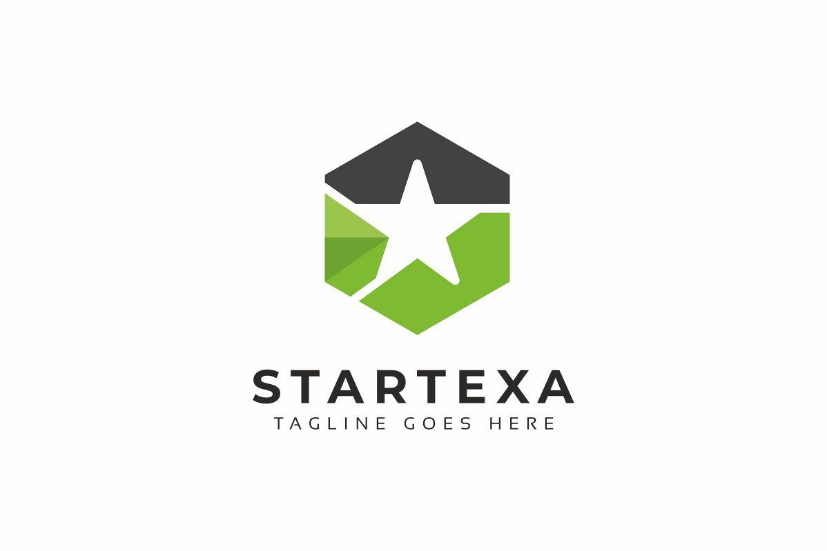 Star Technology Logo example image 1