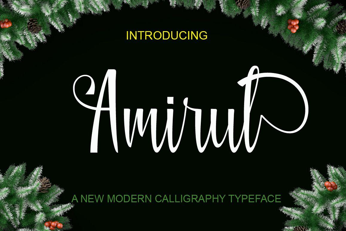 Amirul example image 1
