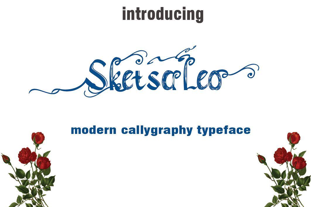 SketsaLeo example image 1