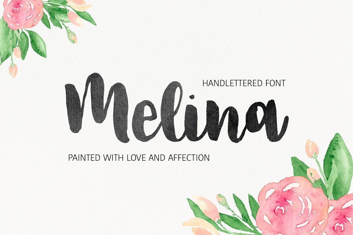 Melina example image