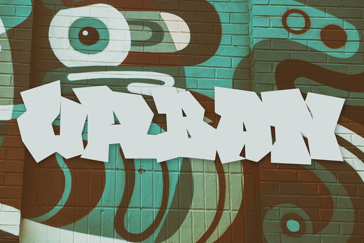 FTF Indonesiana Go Graffitiana | v.1 & v.2 example image 1
