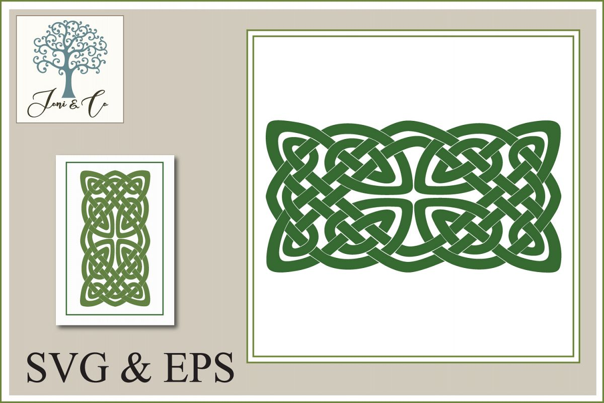 Celtic Knot 3 example image 1