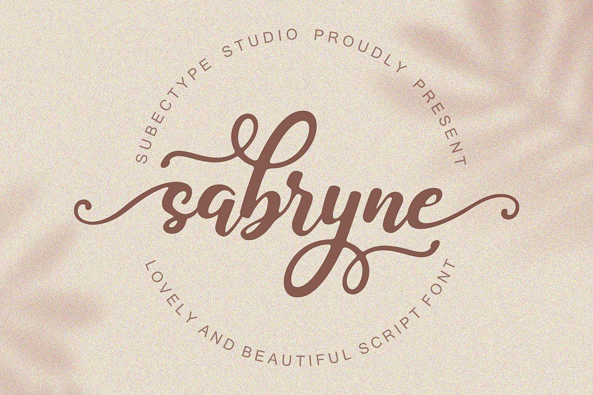 Sabryne example image 1
