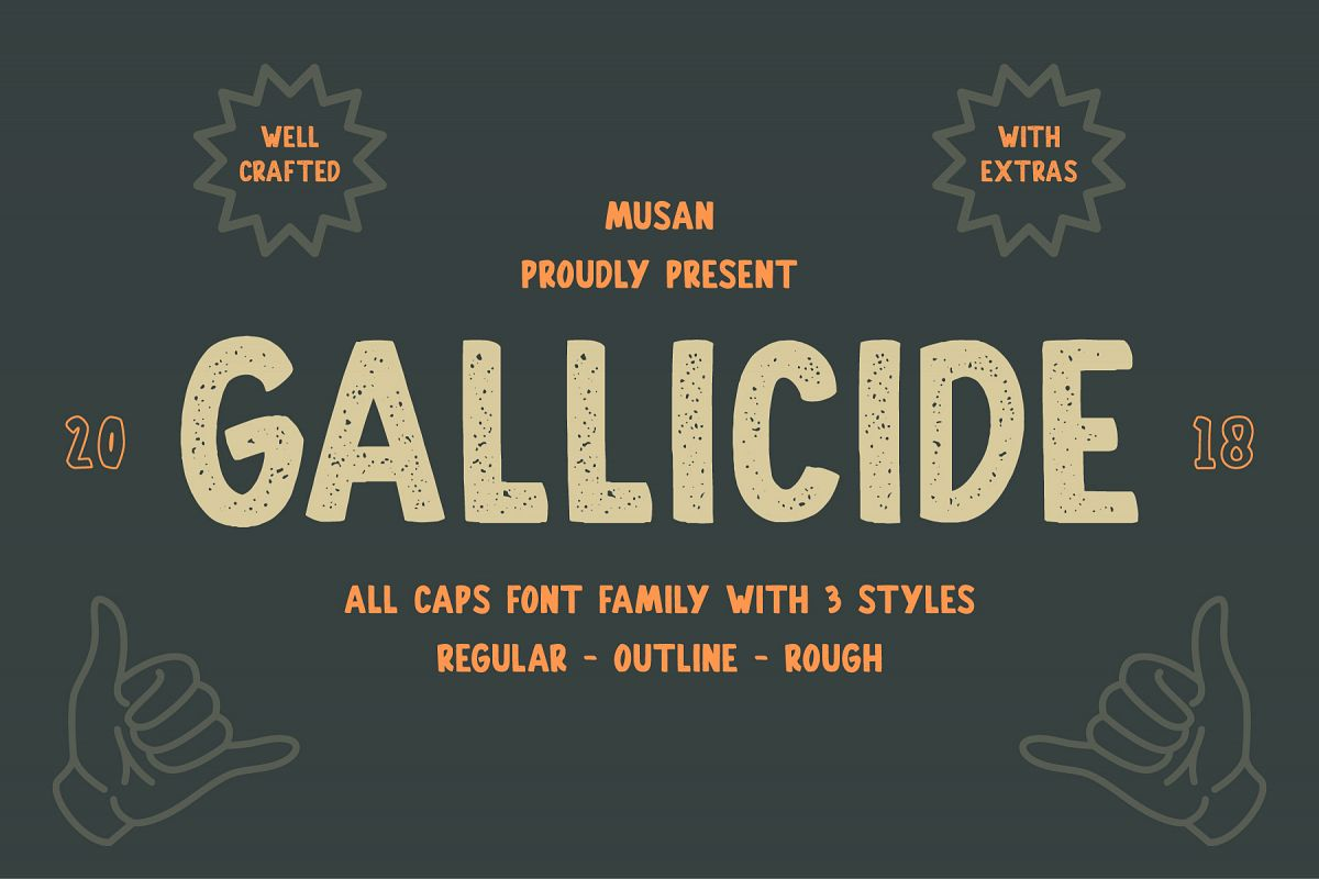 Gallicide With Extras example image 1