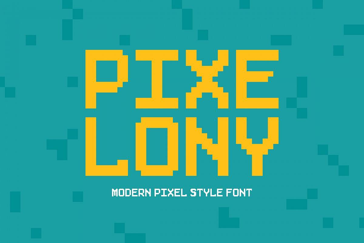 Pixelony example image 1