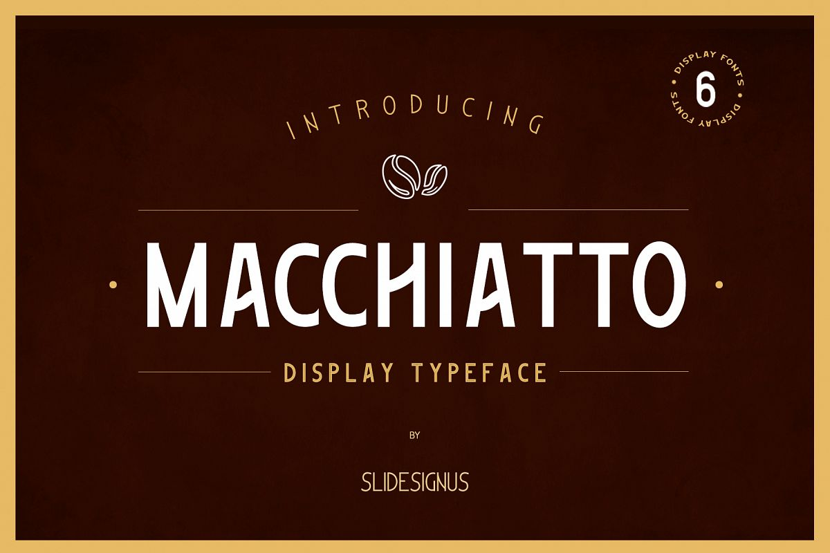 Macchiato example image 1