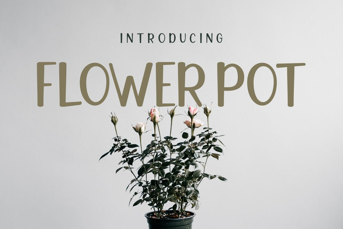 Flower Pot example image 1