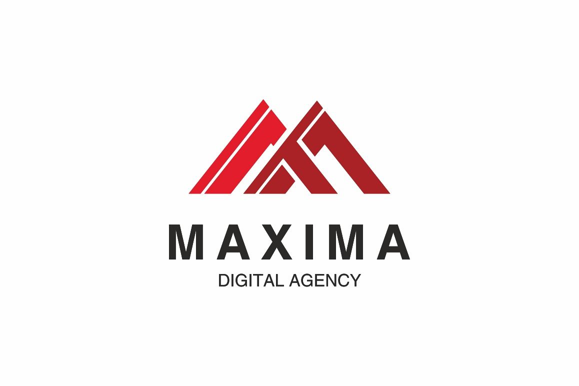 Maxima M Letter Logo example image 1